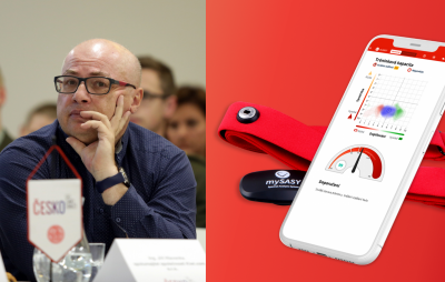 Investor Jiří Hlavenka vstupuje do start-upu mySASY